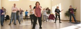 TAI CHI: MOVING FOR BETTER BALANCE / Starts September 12 2017