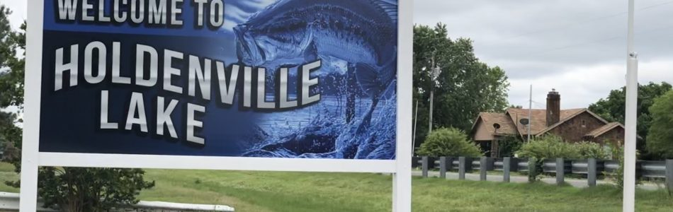 Holdenville Lake Rules & Regulations